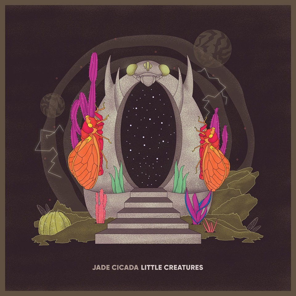 Jade Cicada - Little Creatures EP