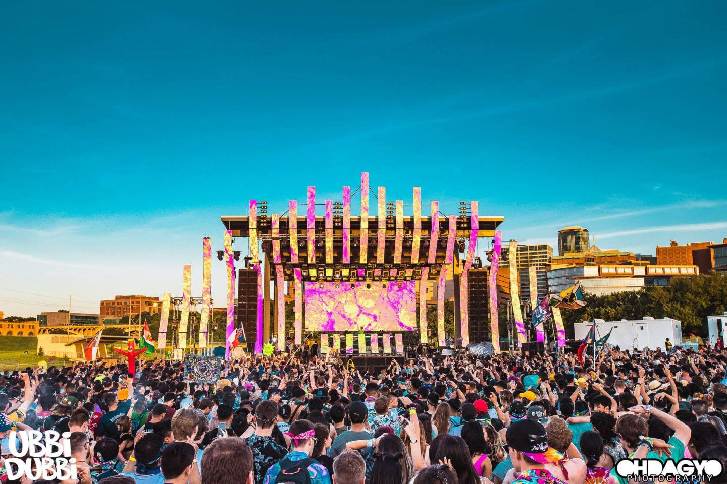 Ubbi Dubbi 2019. Photo: OHDAGYO.