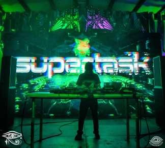 Supertask, Gem & Jam Festival 2019.