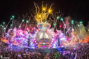 kinetic temple edc las vegas 2016 mainstage