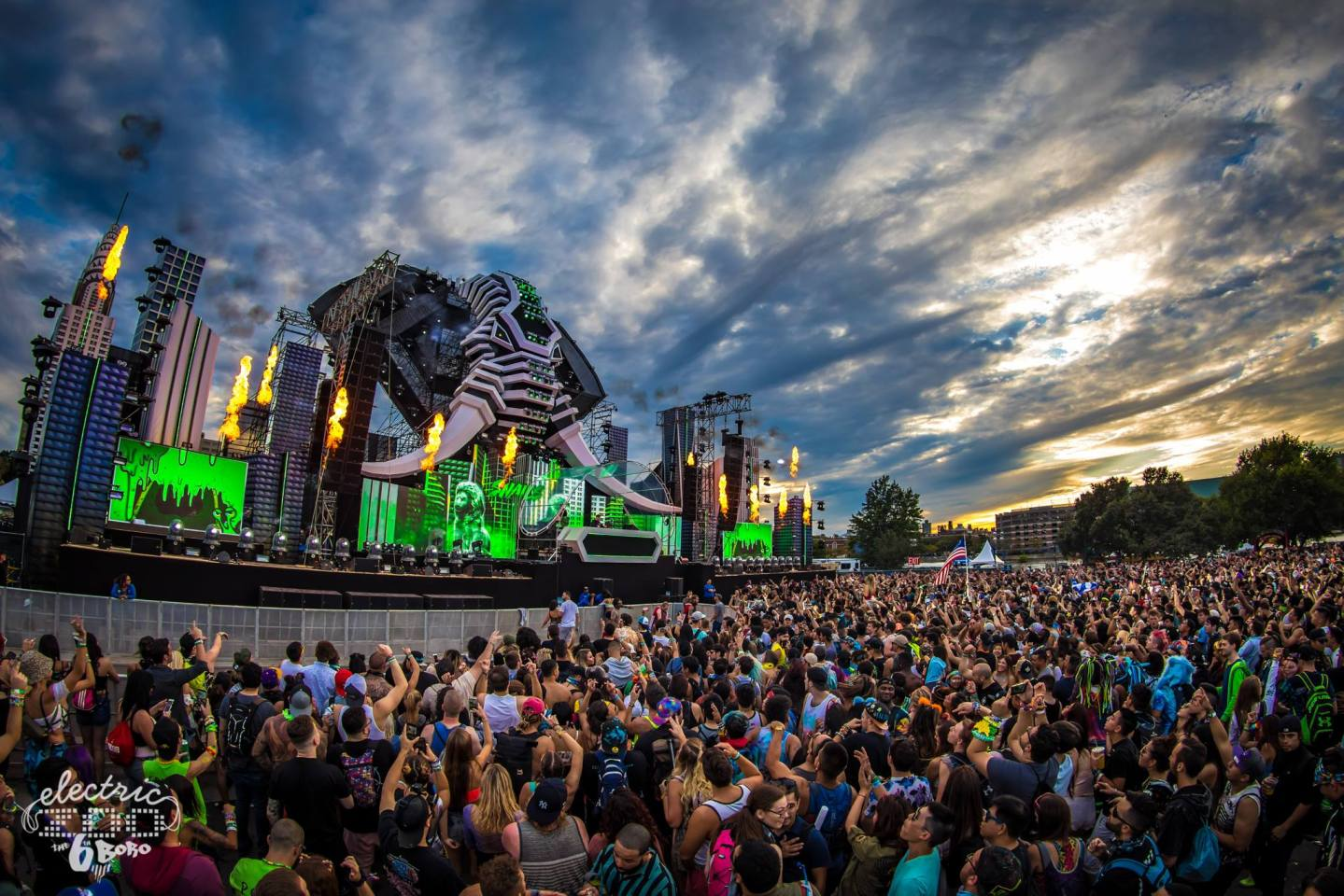 Electric Zoo is going global thanks to Made Event's partnership with ID&T