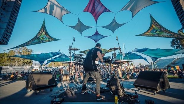 Cofresi plays Gem & Jam Festival 2020 in Tuscon, Arizona