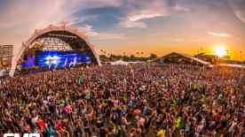 Sunset Music Festival 2019, Tampa Bay, Florida. Photo: Alex Perez.