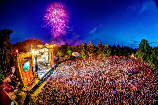 Electric Forest Ranch Arena