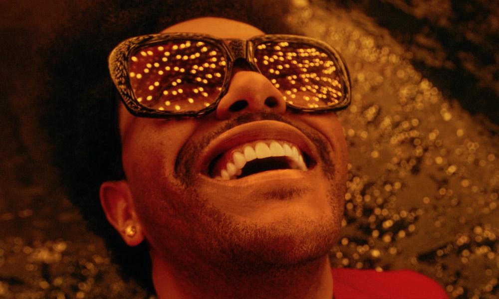 The Weeknd's 'Heartless' music video still