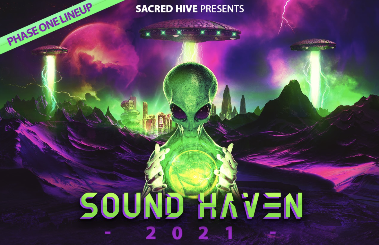 Sound Haven Music Festival Sacred Hive