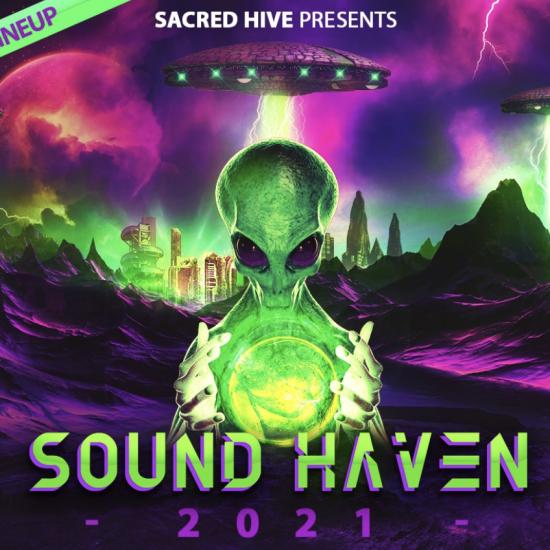 Sound Haven Music Festival Sacred Hive