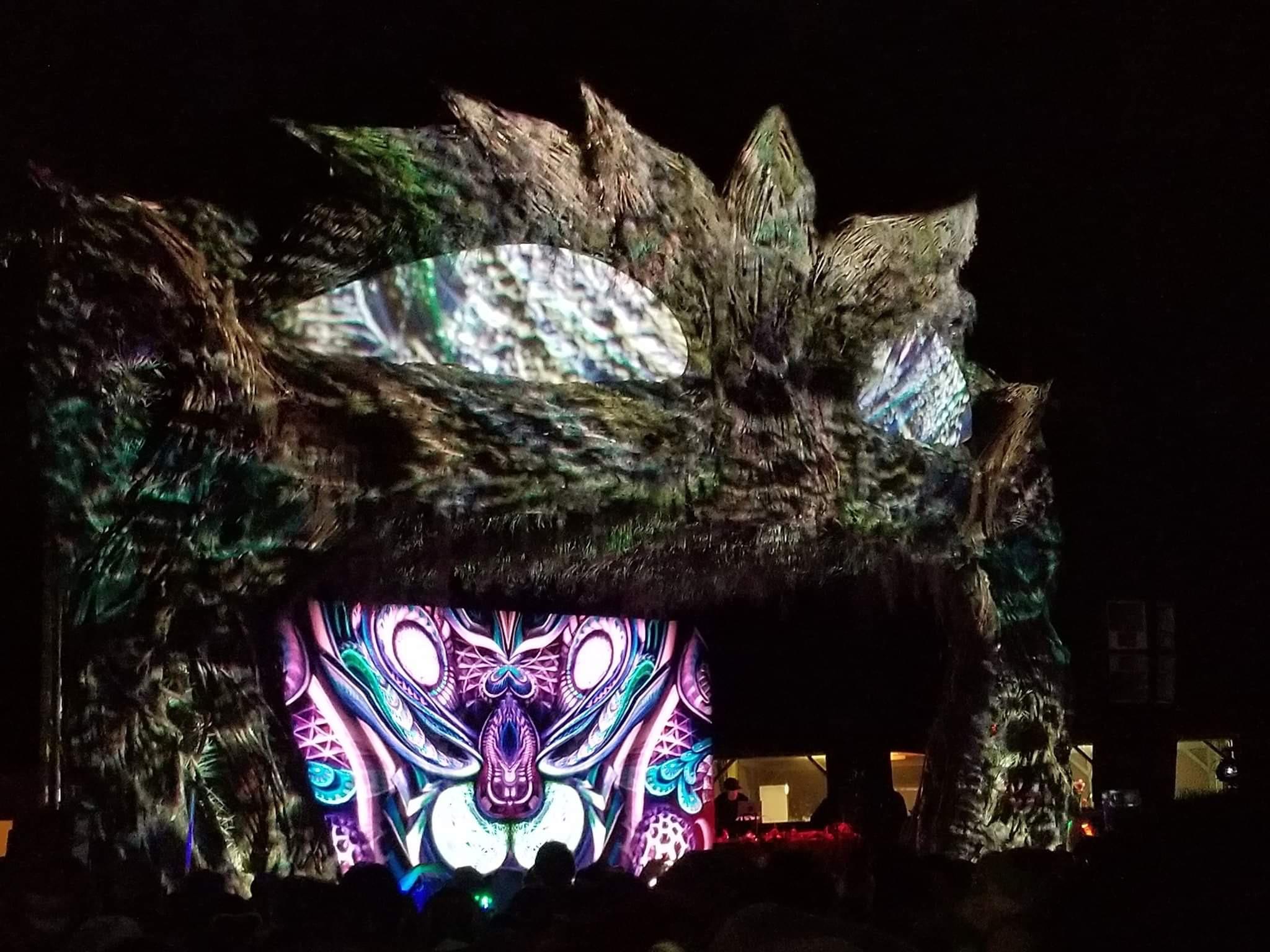 Tipper & Friends - Full Moon Gathering, Suwannee Music Park, Florida.