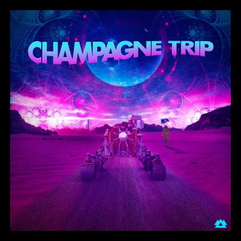 Champagne Drip's 'Champagne Trip' EP via Wakaan