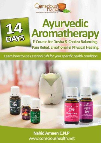 Ayurvedic Aromatherapy Course