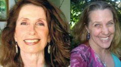 Judy Gardiner and Cynthia Sue Larson