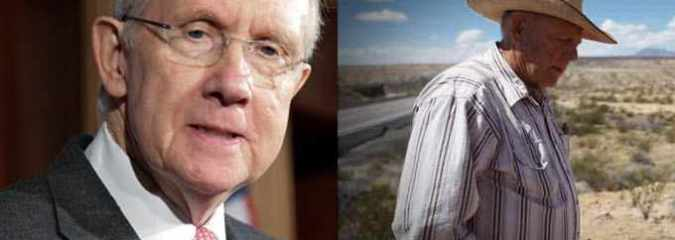 "Harry Reid: ""It's Not Over""; Sheriff Richard Mack: Feds Are Planning to Raid Bundy Ranch"