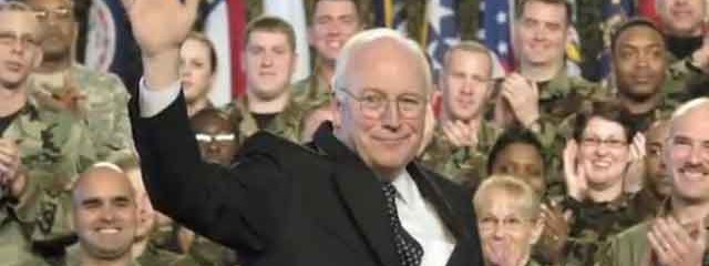 Rand Paul: Cheney Started Iraq War to Enrich Halliburton