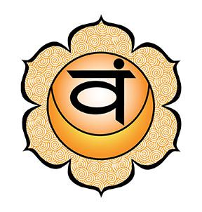 sacral healing tattoo