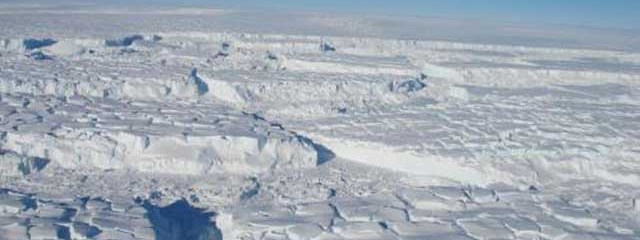 West Antarctic Ice Sheet Collapse Is Under Way