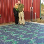 This Couple Is Making Roads Out Of Solar Panels, And They Actually Work
