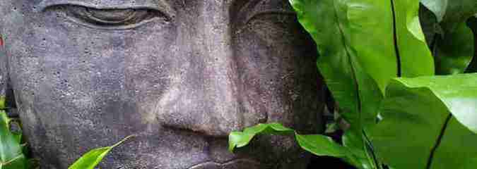 Buddha Wisdom at Wesak
