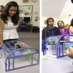 3D Printer Brings Kids' Creations to Life