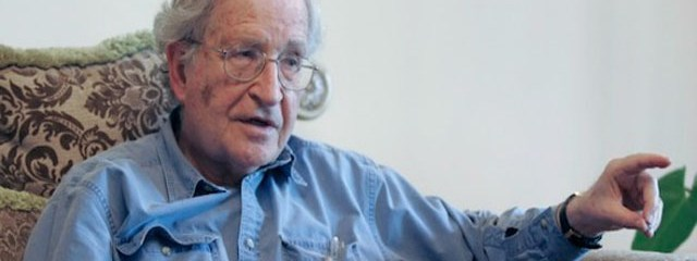 Chris Hedges with Noam Chomsky: The Socrates of Our Time