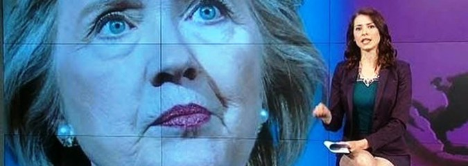 Hillary Clinton 2016: A Recipe for Endless War – with Abby Martin