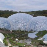 Could the Eden Project Be a Model for Living in Mars