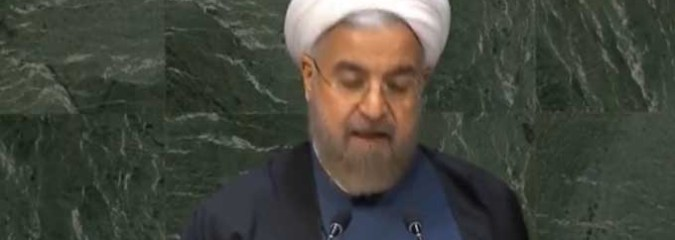 """Certain intelligence agencies"" Created ISIS – Iranian President"