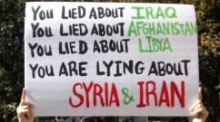Iran Syria America War