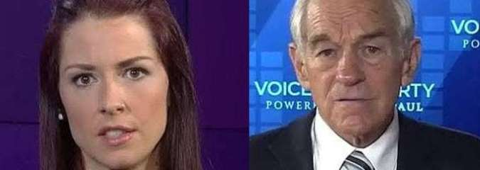 Ron Paul on Illegal Syria War, Terror Blowback and the Tea Party Hijacking