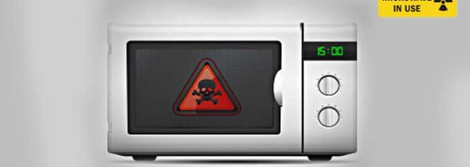 Microwave Oven Facts: Why You Will Never Want To Use Yours Again