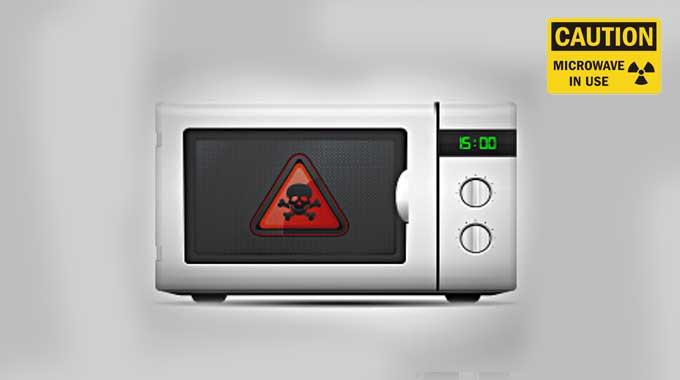 microwave dangers