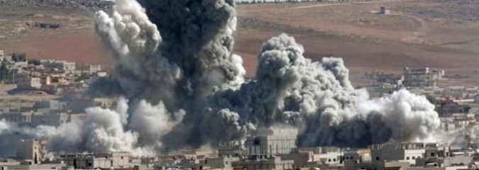Dozens of Civilians Killed by US-Led Bombing of Syria: Report