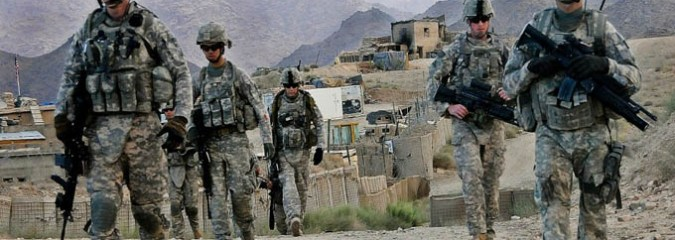 'Legacy of War': Obama Quietly Hiking US Troop Numbers in Afghanistan