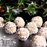 Christmas Fruit N' Nut Truffles (Dairy-Free, Gluten-Free, No Refined Sugar)