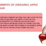 6 Proven Benefits of Apple Cider Vinegar (Make Sure To Use Organic)