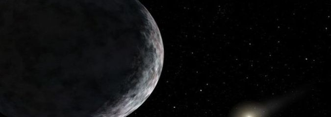 Mysterious Planet X May Really Lurk Undiscovered in Our Solar System