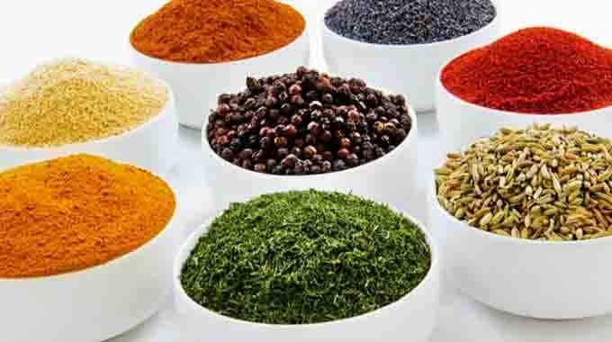 Anti-Inflammatory spices