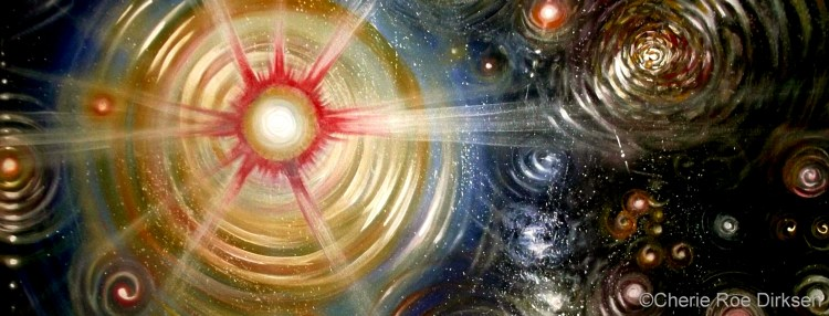 The Painters Universe by Cherie Roe Dirksen