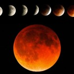 Stunning Video of the Shortest Lunar Eclipse of the Century on April 4, 2015