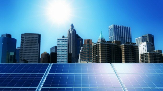 """If the fossil fuel industry has its way, the real promise of a """"rooftop revolution"""" or """"100% Renewable Energy Vision"""" is a long way off, but various factors reveal that a time may be coming where what oil, gas, and coal companies say, does not necessarily go. (Photo: SunCity)"""