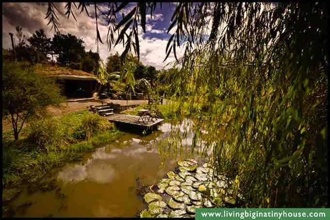 underhill pond
