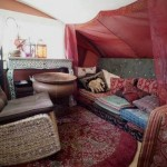 Beautiful Moroccan-Style Eco-Friendly Tiny Home Can Be On-Grid or Off (Video)