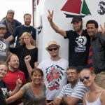 Freedom Flotilla Activists Set Out to Break Israel's Gaza Blockade