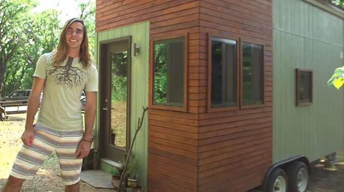 Joel webber tiny house