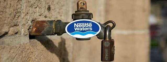 Outrage Erupts Over USA Subsidizing Nestle's Water