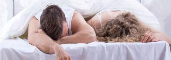 How Much Sex Is Too Much? Doctors and Sex Experts Weigh In