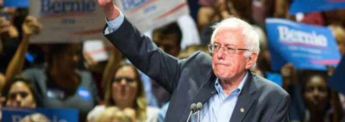 Beating Trump, Clinton, the Pope, and Adele… Sanders Leads All for TIME 'Person of the Year'