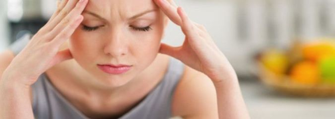 How Improving Your Diet and Posture Can Stop Your Tension Headaches