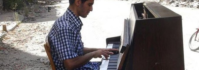 Palestinian Refugee Pianist Awarded International Beethoven Human Rights Prize