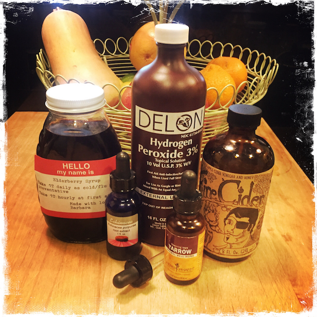 Nip That Cold or Flu in the Bud, Barbara Sinclair Holistic Health & Healing