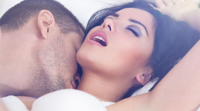 Types of sexual foreplay